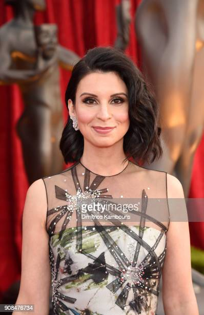 Actor Beth Dover attends the 24th Annual Screen Actors Guild Awards at The Shrine Auditorium on January 21 2018 in Los Angeles California 27522_009