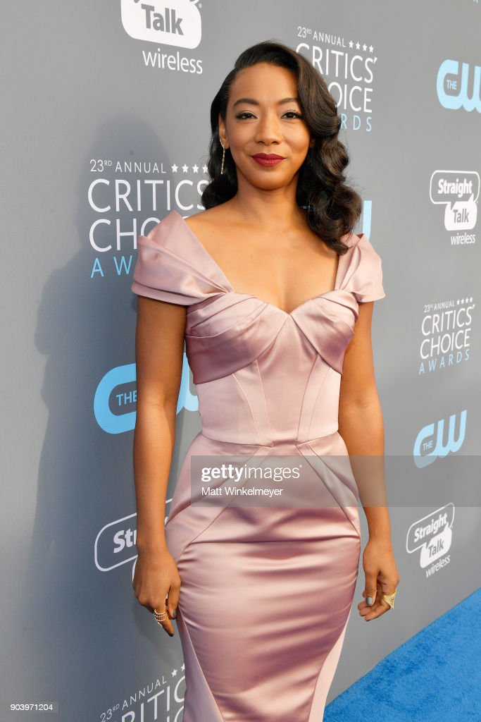 Betty Gabriel in 23rd Annual Critics' Choice Awards