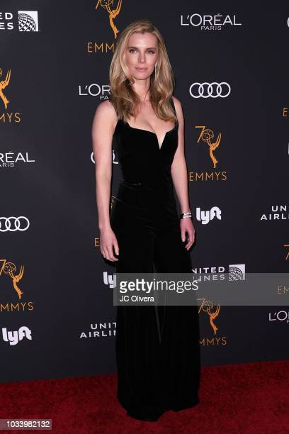 Actor Betty Gilpin attends the Television Academy Honors Emmy Nominated Performers at Wallis Annenberg Center for the Performing Arts on September 15...