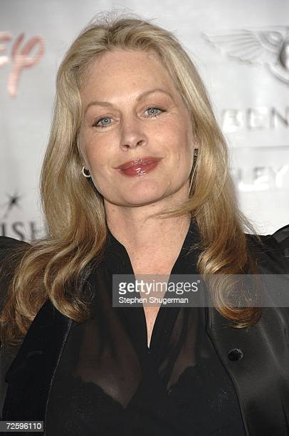 Actor Beverly D'Angelo attends the 7th Annual Wish Night on behalf of the MakeAWish Foundation at The Beverly Hills Hotel on November 17 2006 in...