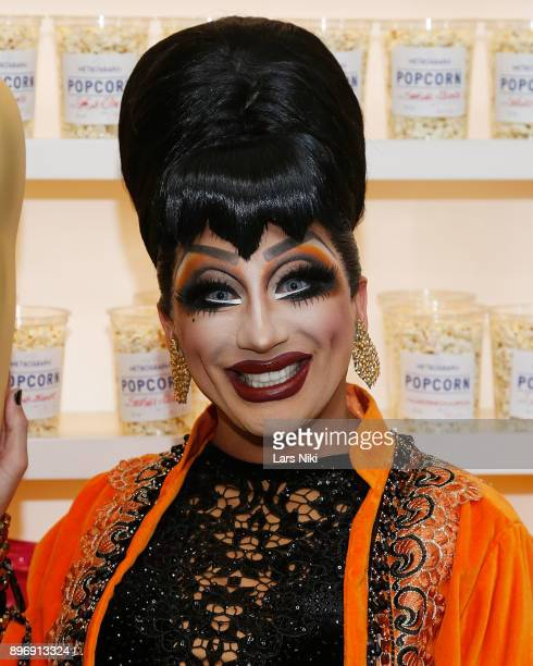 Actor Bianca Del Rio attends The Academy of Motion Picture Arts and Sciences Metrograph screening of Auntie Mame at Metrograph on December 16 2017 in...