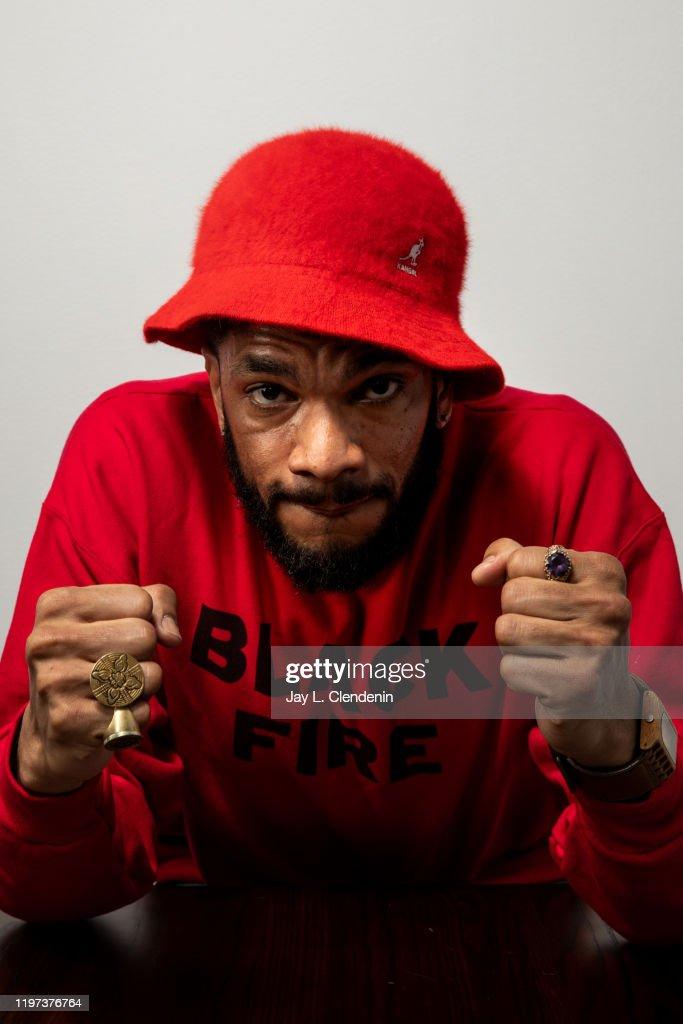 2020 Sundance Film Festival Portraits, Los Angeles Times, January 2020 : News Photo