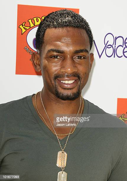 Actor Bill Bellamy attends the 4th annual Kidstock Music Arts Festival at Greystone Mansion on June 6 2010 in Beverly Hills California