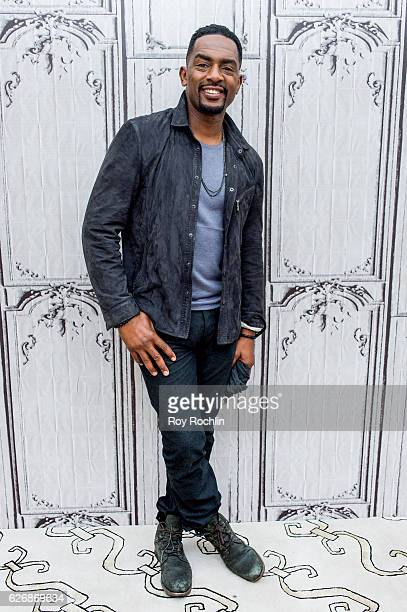 """Actor Bill Bellamy discusses """"The Bounce Back"""" during the Build Series at AOL HQ on November 30, 2016 in New York City."""
