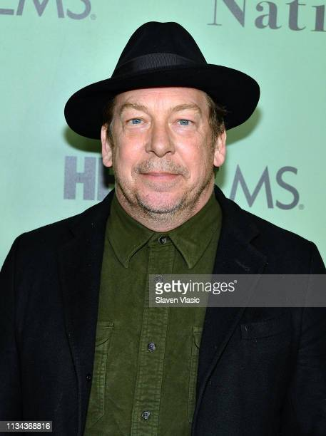 Actor Bill Camp attends HBO's Native Son screening at Guggenheim Museum on April 1 2019 in New York City