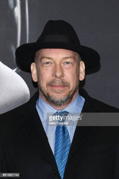 Actor Bill Camp attends Molly's Game New York Premiere at AMC Loews Lincoln Square on December 13 2017 in New York City