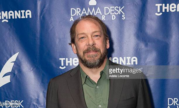 Actor Bill Camp attends the 2016 Drama Desk Awards Nominees Receptionat The New York Marriott Marquis on May 11, 2016 in New York City.