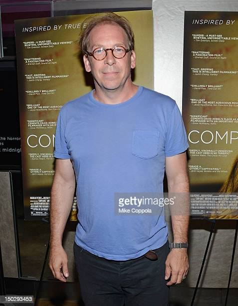 """Actor Bill Camp attends the """"Compliance"""" New York premiere at the IFC Center on August 14, 2012 in New York City."""