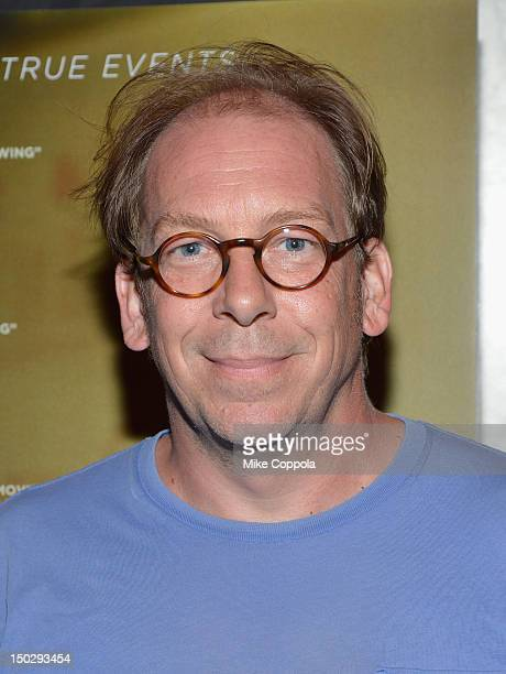 Actor Bill Camp attends the Compliance New York premiere at the IFC Center on August 14 2012 in New York City