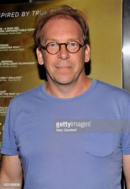 Actor Bill Camp attends the 'Compliance' premiere at the IFC Center on August 14 2012 in New York City