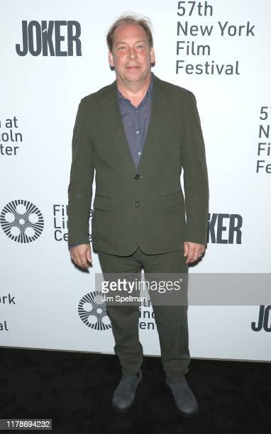 Actor Bill Camp attends the Joker premiere during the 57th New York Film Festival at Alice Tully Hall Lincoln Center on October 02 2019 in New York...