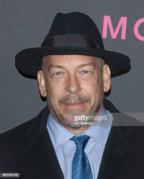 Actor Bill Camp attends the Molly's Game New York premiere at AMC Loews Lincoln Square on December 13 2017 in New York City