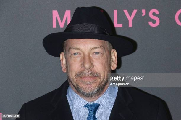 """Actor Bill Camp attends the """"Molly's Game"""" New York premiere at AMC Loews Lincoln Square on December 13, 2017 in New York City."""