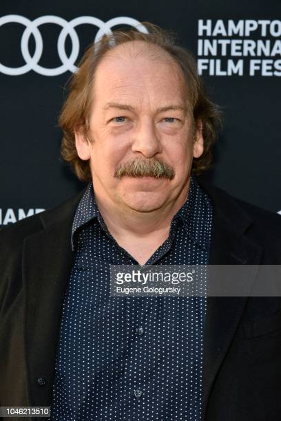 Actor Bill Camp attends the photo call for Wildlife at Guild Hall during Hamptons International Film Festival 2018 Day Two on October 5 2018 in East...