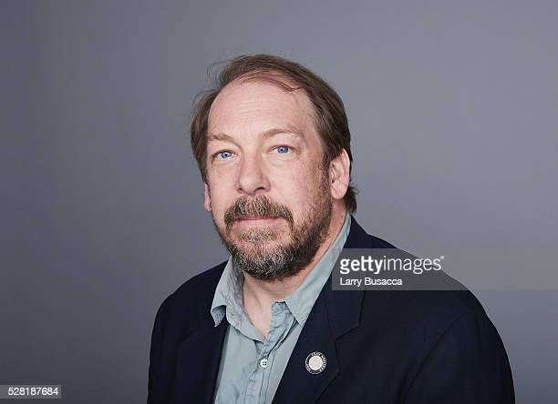 Actor Bill Camp poses for a portrait at the 2016 Tony Awards Meet The Nominees Press Reception on May 4, 2016 in New York City.