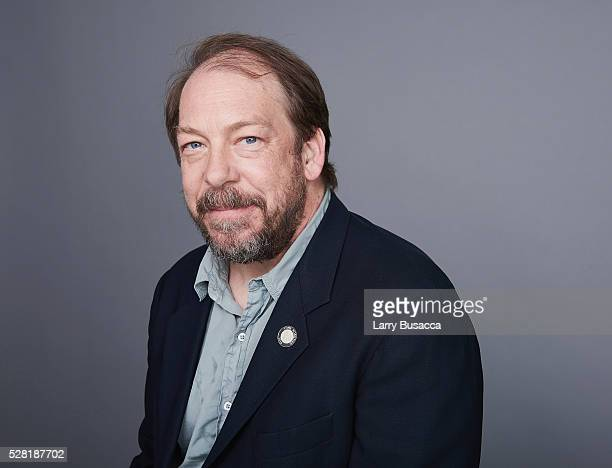 Actor Bill Camp poses for a portrait at the 2016 Tony Awards Meet The Nominees Press Reception on May 4 2016 in New York City