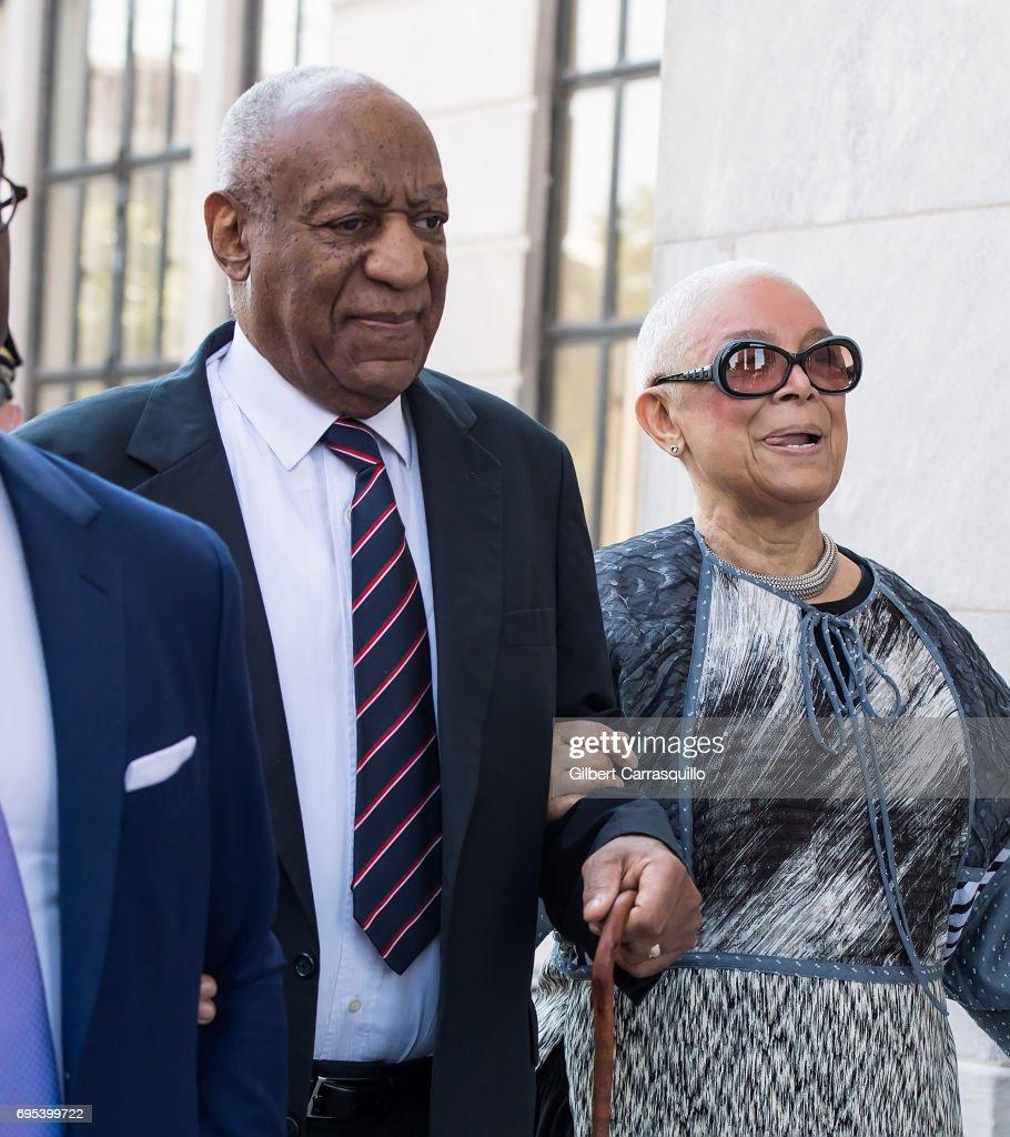 Bill Cosby Trial : News Photo