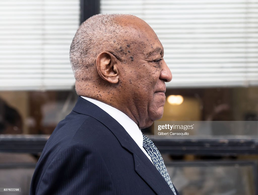 Bill Cosby's Lawyers Seek To Withdraw From His Case
