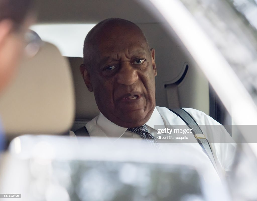 Bill Cosby's Lawyers Seek To Withdraw From His Case : News Photo