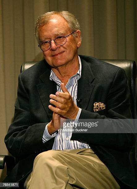 Actor Bill Daily Speaks At The Paley Center For Media And TV Land Salute Of