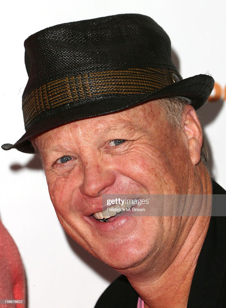 Actor Bill Fagerbakke attends Nickelodeon's Spongebob Holiday Extravapants At The Grove on November 18, 2012 in Los Angeles, California.