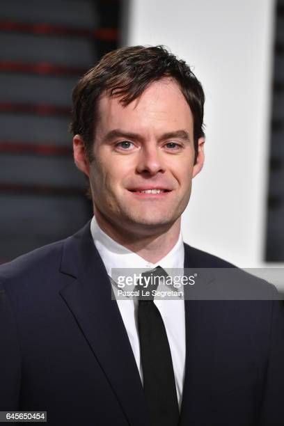 Actor Bill Hader attends the 2017 Vanity Fair Oscar Party hosted by Graydon Carter at Wallis Annenberg Center for the Performing Arts on February 26...