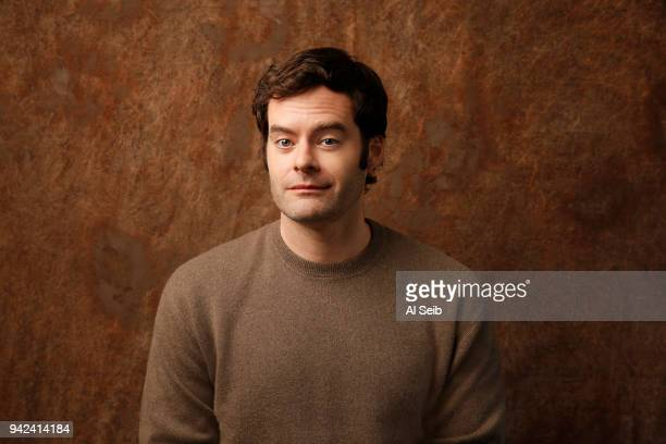 Actor Bill Hader is photographed for Los Angeles Times on February 6 2018 in Los Angeles California PUBLISHED IMAGE CREDIT MUST READ Al Seib/Los...
