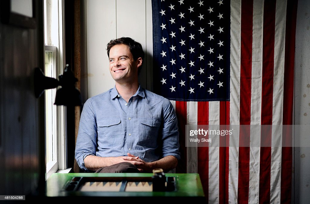 Bill Hader, Los Angeles Times, July 17, 2015