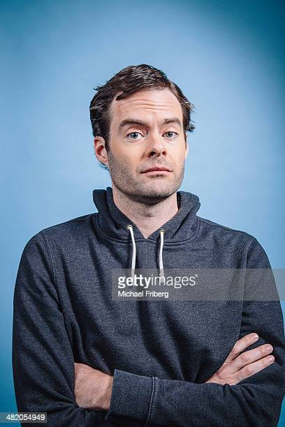 Actor Bill Hader is photographed for Variety on January 18 2014 in Park City Utah