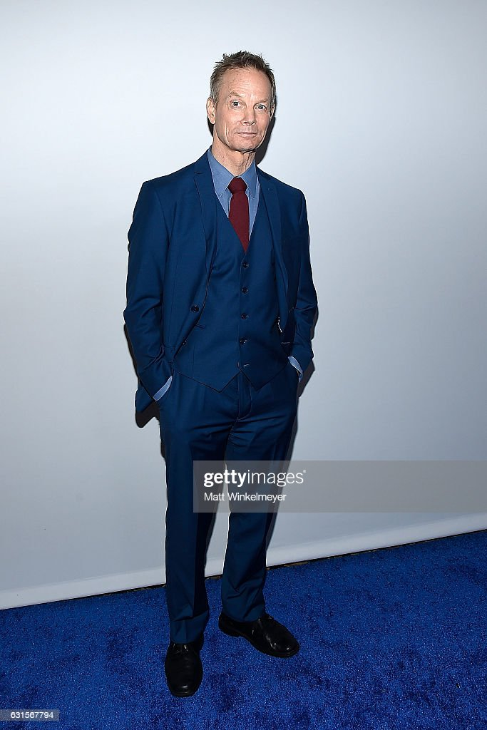 2017 Actor Bill Irwin arrives at the Winter TCA Tour FX Starwalk at Langham Hotel on January 12, 2017 in Pasadena, California.