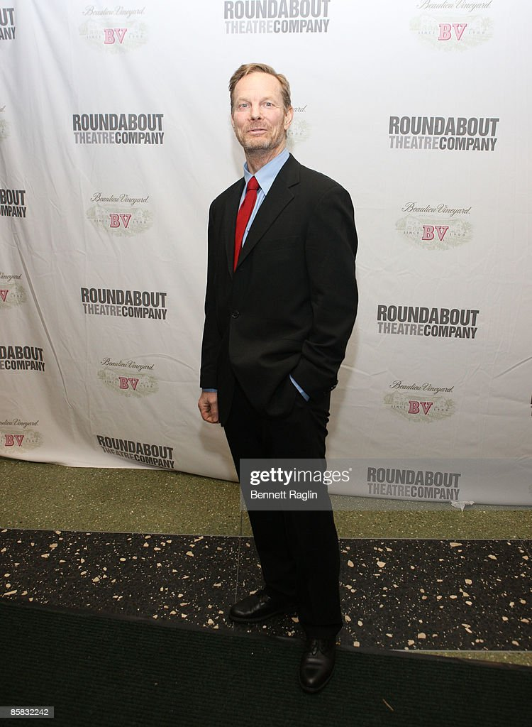 Actor Bill Irwin attends the Roundabout Theatre Company's 2009 Spring Gala at Roseland Ballroom on April 6, 2009 in New York City.