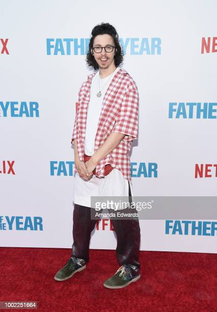 Actor Bill Kottkamp arrives at a special screening of Netflix's 'Father Of The Year' at ArcLight Hollywood on July 19 2018 in Hollywood California