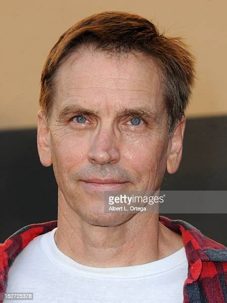actor bill moseley arrives for universal studios hollywood halloween horror night and eye gore