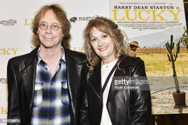 Actor Bill Mumy and Eileen Mumy attend the premiere of Magnolia Pictures' 'Lucky' at Linwood Dunn Theater on September 26 2017 in Los Angeles...