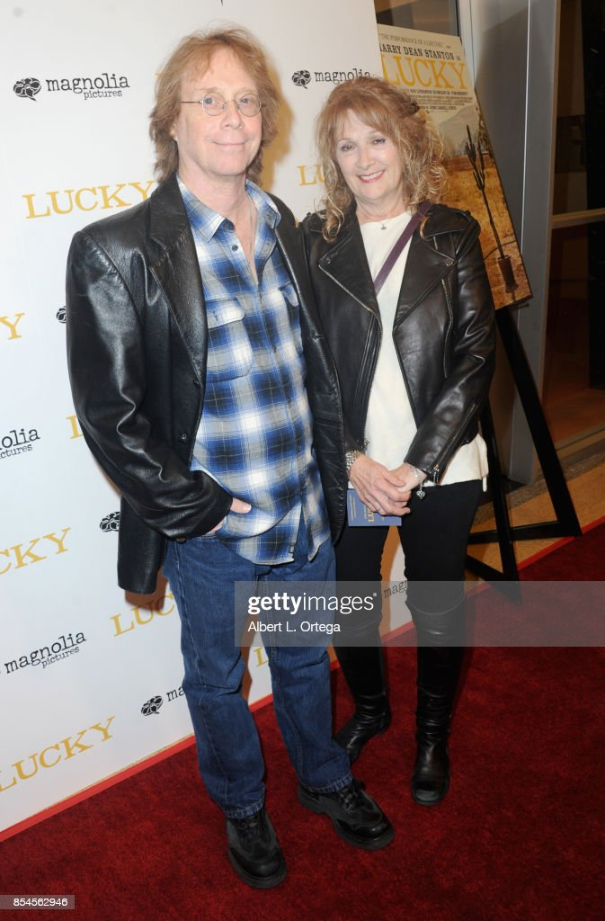 Actor Bill Mumy and wife Eileen Mumy arrive for the premiere of Magnolia Pictures' 'Lucky' held at Linwood Dunn Theater on September 26, 2017 in Los Angeles, California.