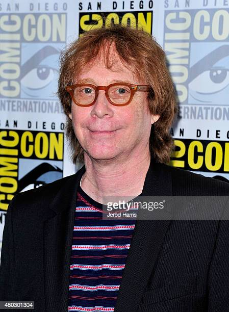 Actor Bill Mumy attends 'Lost In Space' Press Room during ComicCon International 2015 at Hilton Bayfront on July 10 2015 in San Diego California