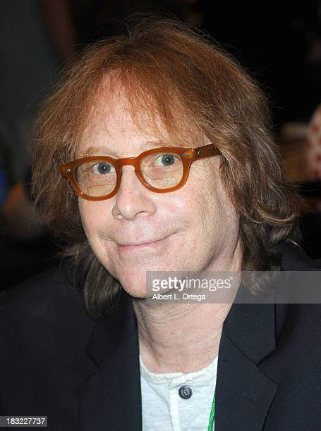Actor Bill Mumy attends The Hollywood Show held at The Westin Los Angeles Airport Hotel on Saturday October 5 2013 in Los Angeles California