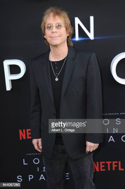 Actor Bill Mumy who portrayed the original Will Robinson arrives for the Premiere Of Netflix's 'Lost In Space' Season 1 held at The Cinerama Dome on...