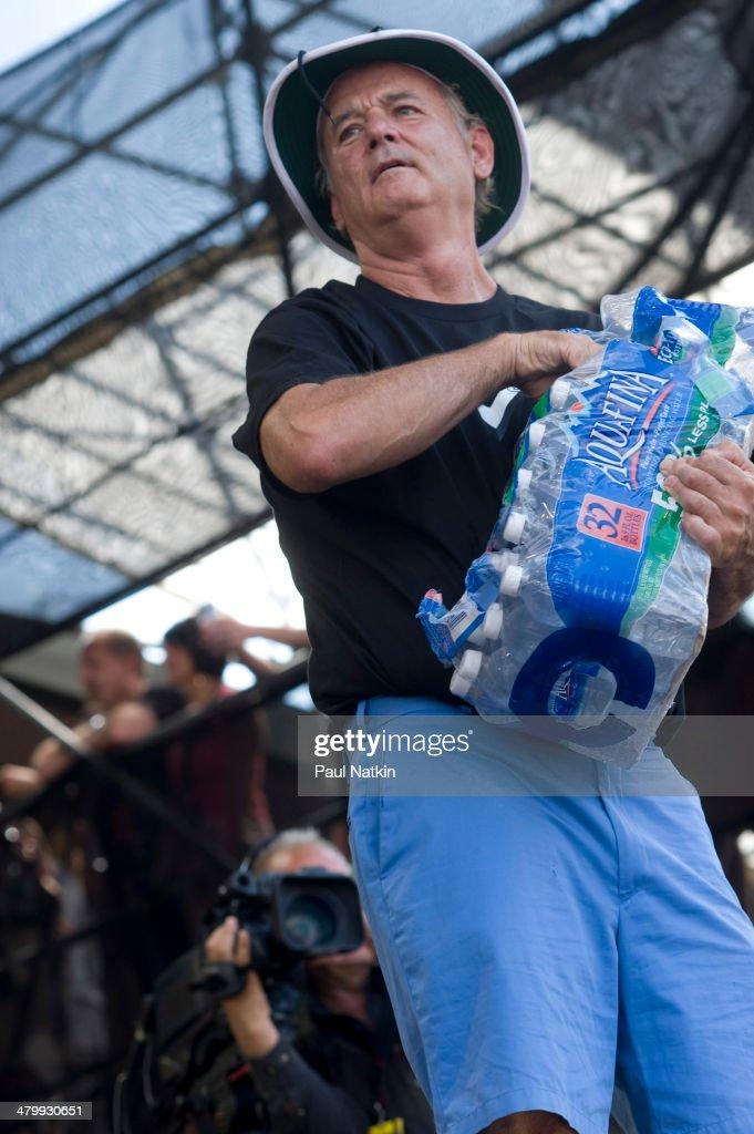 Bill Murray Onstage : News Photo