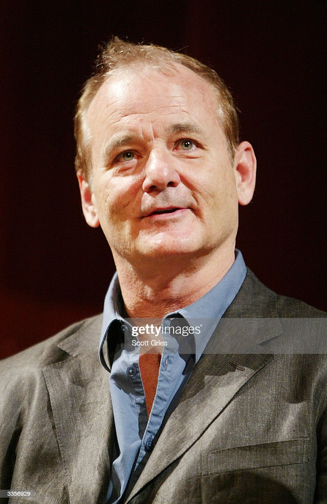 Q & A With Bill Murray : ニュース写真