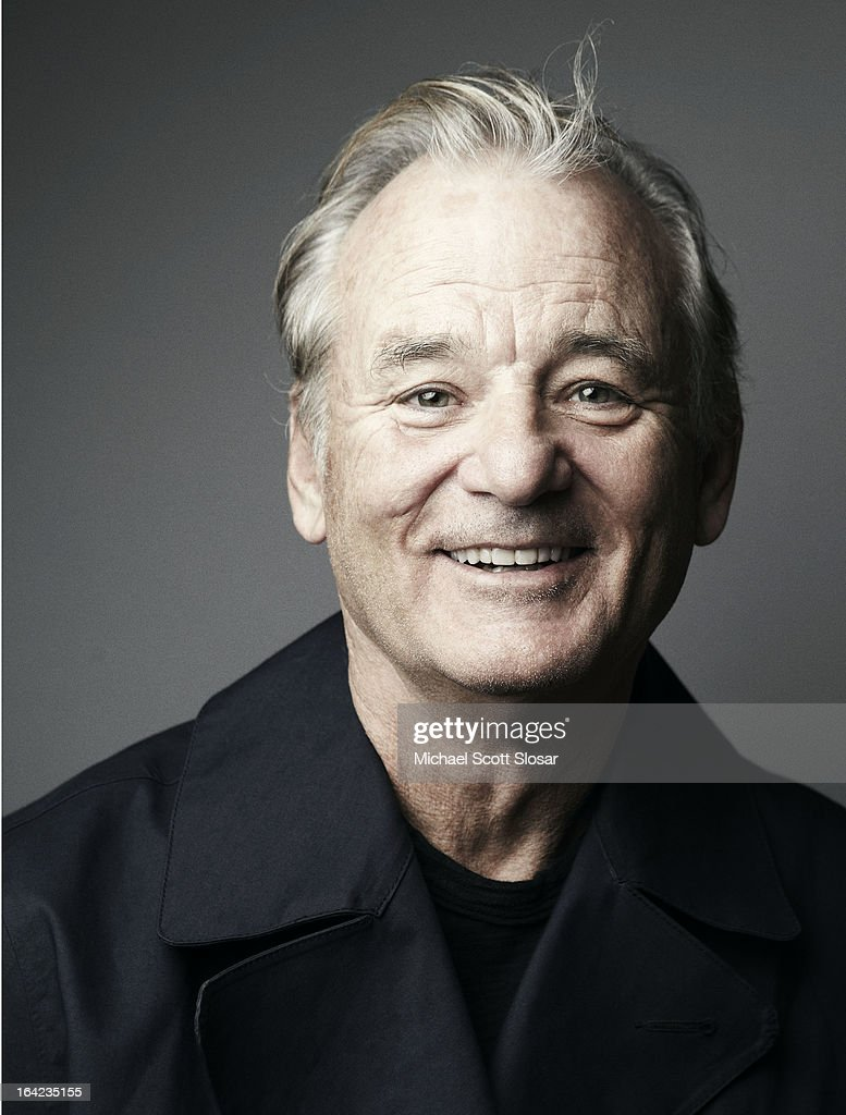 Bill Murray, SAG Foundation, October 14, 2012
