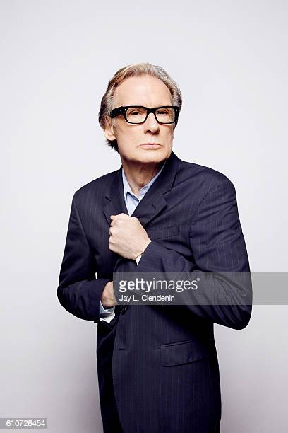 Actor Bill Nighy from the film 'The Limehouse Golem' poses for a portraits at the Toronto International Film Festival for Los Angeles Times on...