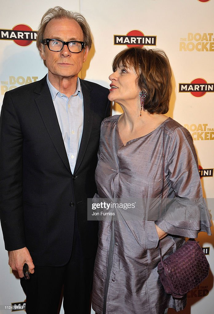 """""""The Boat That Rocked"""" Martini World Premiere - After Party : News Photo"""