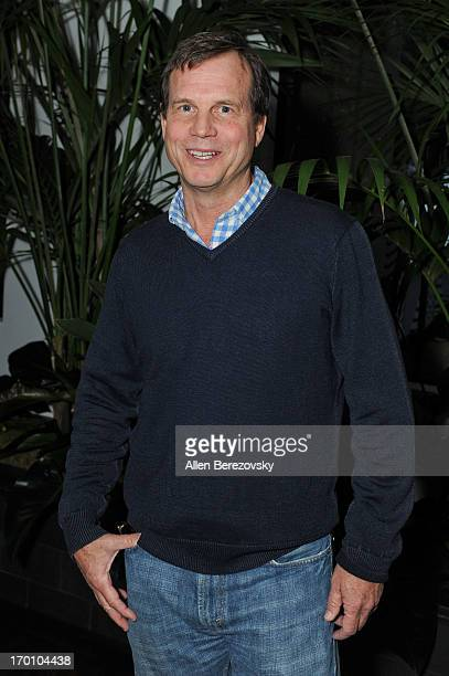 Actor Bill Paxton attends Jeremy Renner's and Kristoffer Winters' celebration of the launch of Robb Report Home Style on June 6 2013 in Los Angeles...