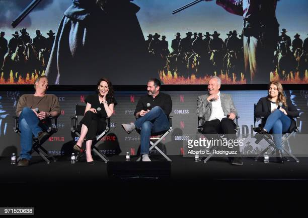 60 Top For Your Consideration Event For Godless Panel