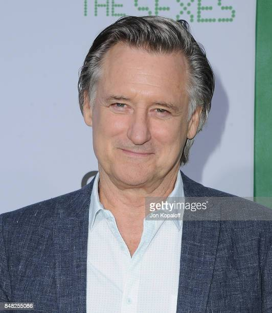 Actor Bill Pullman arrives at the Premiere Of Fox Searchlight Pictures' Battle Of The Sexes at Regency Village Theatre on September 16 2017 in...