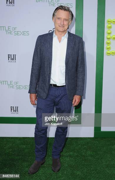 Actor Bill Pullman arrives at the Premiere Of Fox Searchlight Pictures' 'Battle Of The Sexes' at Regency Village Theatre on September 16 2017 in...
