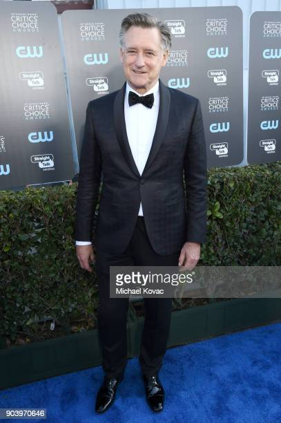 Actor Bill Pullman attends Moet Chandon celebrate The 23rd Annual Critics' Choice Awards at Barker Hangar on January 11 2018 in Santa Monica...