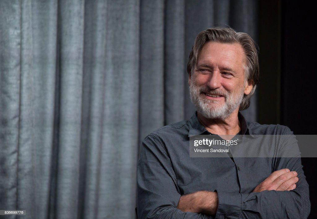 Actor Bill Pullman attends SAG-AFTRA Foundation Conversations - Career Retrospective with Bill Pullman at SAG-AFTRA Foundation Screening Room on August 21, 2017 in Los Angeles, California.