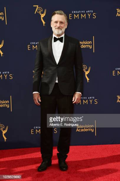 Actor Bill Pullman attends the 2018 Creative Arts Emmy Awards at Microsoft Theater on September 8 2018 in Los Angeles California